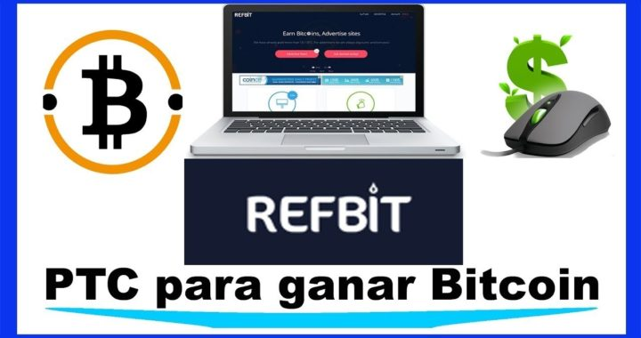 RefBit | Gana Bitcoin Gratis Por Internet