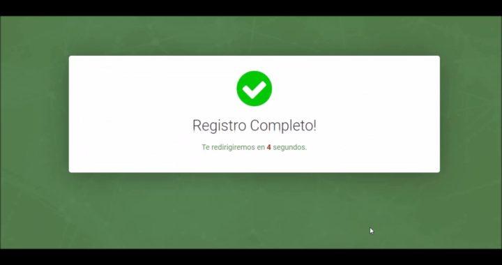 REGISTRO PASO A PASO EN MEXICANOS UNIDOS