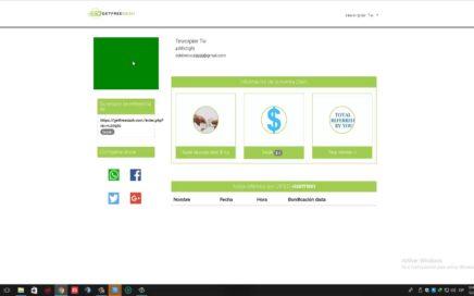 SOLO PARA VENEZUELA Gana 0 50$ de DASH por Registrarte Y 0 50$ Por Invitar Prueba DE PAGO MARZO 2018