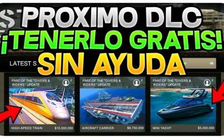 *SOLO*  PRÓXIMO DLC GRATIS CON ESTE TRUCO! DINERO INFINITO GTA 5 ONLINE 1.42/1.43