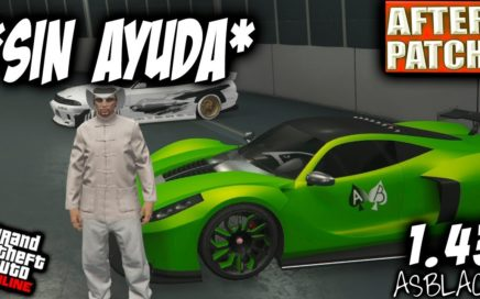 *SOLO* - SIN AYUDA - AFTER PATCH - GTAV 1.43 - DUPLICAR COCHES - MATRICULAS LIMPIAS - (PS4 - XB1)