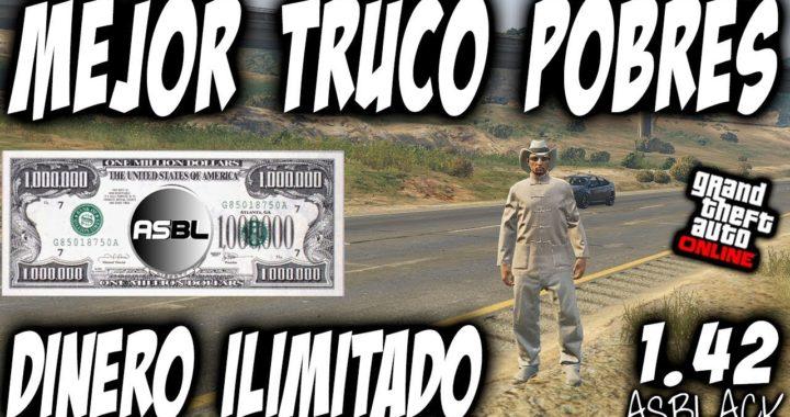 *SOLO* - SIN AYUDA - EL MEJOR TRUCO PARA POBRES - GTA 5 - GANAR DINERO SUPERFACIL - (PS4 - XBOX ONE)