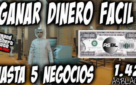 *SOLO* - SIN AYUDA - TRUCO PARA POBRES - GTA 5 - HASTA 5 NEGOCIOS BUGUEADOS - (PS4 - XBOX ONE)