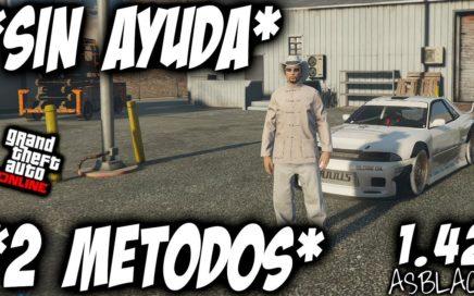 *SOLOS* - SIN AYUDA - DUPLICAR COCHES - GTA 5 - 2 MANERAS DIFERENTES - PLACAS LIMPIAS - (PS4-XB1-PC)
