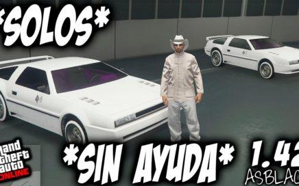 *SOLOS* - SIN AYUDA - DUPLICAR CUALQUIER COCHE  - GTA 5 - NUEVO METODO DINERO - (PS4)