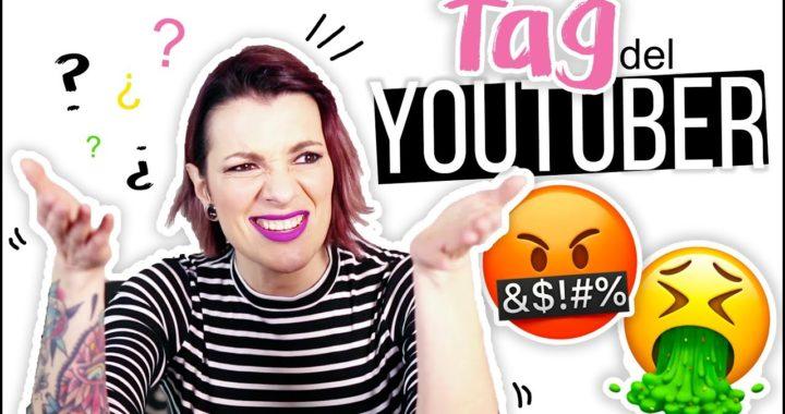 TAG del YOUTUBER - Me cae mal alguien de YouTube? | MAMÁ TATUADA