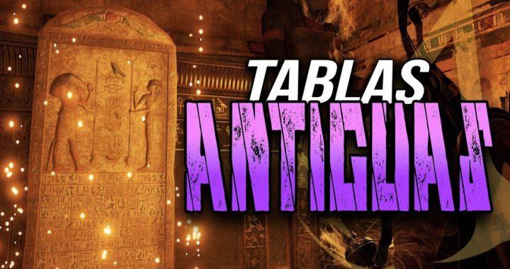 TODAS las Tumbas y TABLAS ANTIGUAS + Puntos HABILIDAD - Assassin's Creed Origins