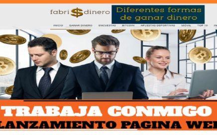 TRABAJA CONMIGO - Lanzamiento Oficial mi PÁGINA WEB y Nuevos NEGOCIOS