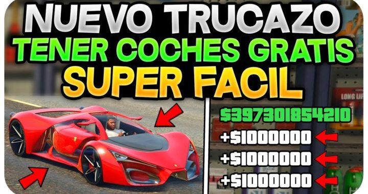 TRUCAZO TENER EL COCHE QUE QUIERAS *GRATIS* DLC GTA 5 ONLINE 1.42/1.43 DINERO INFINITO