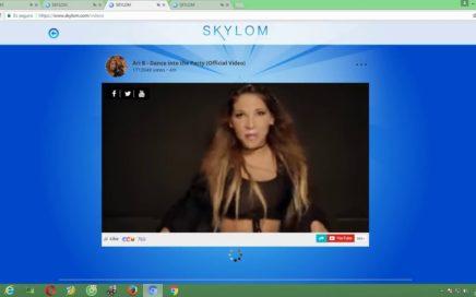 Truco Para Ver Los Videos De Skylom Rapido 2017/18 (No Funciona)
