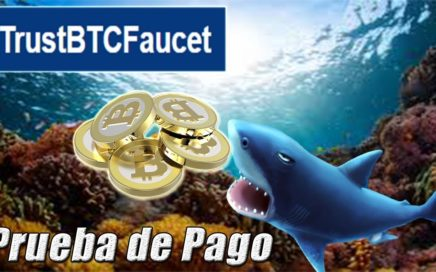 TrustBTCFaucet Comprobante de Pago Uphold | Gana Satoshis cada 5 Minutos | Gokustian
