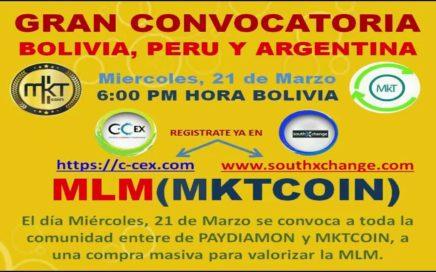 URGENTE | Convocatoria a Todos Los Que Tienen MKtCoin Para el 21 de Marzo | Rodrigo Kagaochi