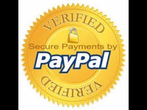 Vendemos cuenta verificada paypal   Gana Dinero extra