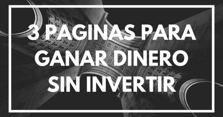 3 PAGINAS PARA GANAR DINERO SIN INVERTIR, HIVE MICRO, HUMANATIC, QUIERO TRANSCRIBIR