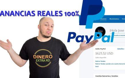 5 FORMAS DE GANAR DINERO CON PAYPAL SEGURO 2018-Jose Blog