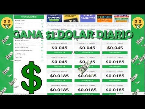 Advertslab Nueva PTC para hacer dinero || Gana dinero por internet
