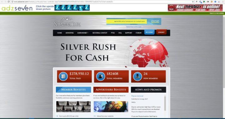 AdzSeven la mejor PTC para ganar dinero!!!