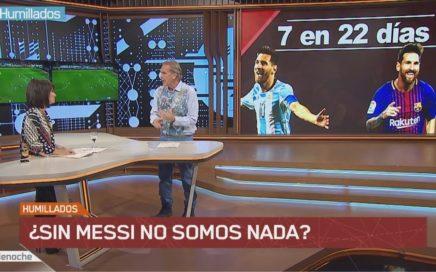¿Argentina puede ganar un mundial sin Lionel Messi? (Parte 1)
