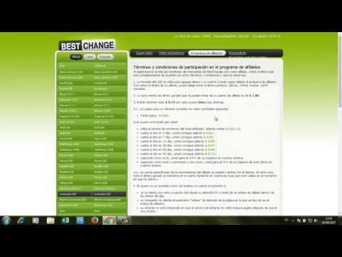 BestChange -como funciona(Gana dinero paypal, rápido), aprovecha 2018