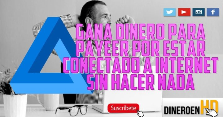 BROWSERMINE PAGA | GANA DINERO PARA PAYEER POR ESTAR CONECTADO A INTERNET SIN HACER NADA