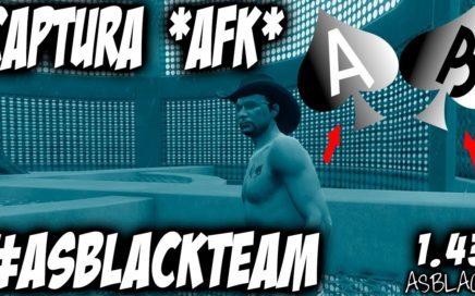 CAPTURA AFK - GANAR RP y DINERO FACILMENTE - GTA 5 - NUEVO TEAM y CREW - #AsBlackTeam - (PS4 - XB1)