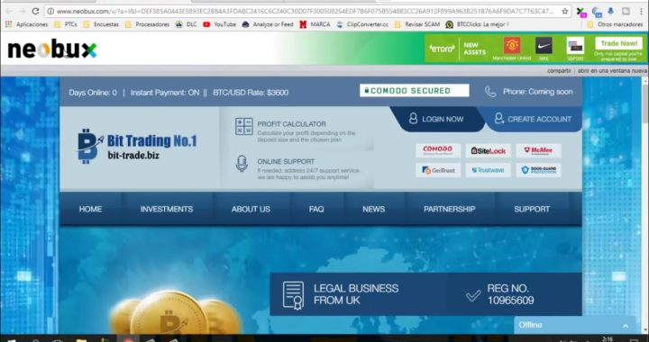 Como EMPEZAR en Neobux desde cero    Como Ganar Dinero por Internet