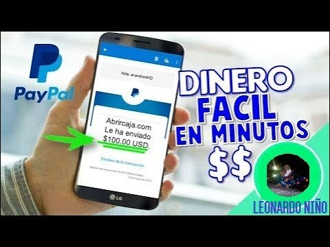 COMO GANAR $100 EN MUY POCO TIEMPO [NO FAKE]   LEONARDO NIÑO06
