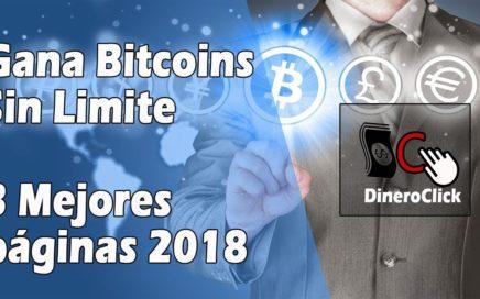 Como Ganar Bitcoins 2018 las 3 mejores paginas