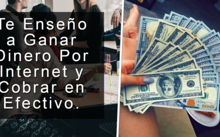 COMO GANAR DINERO - Como Ganar Dinero en Internet +3000 dolares