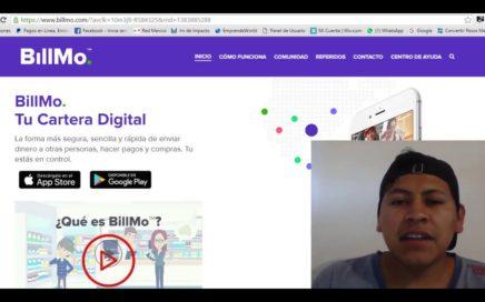 Como Ganar Dinero Con BillMo 2018 + PRUEBA DE PAGO $1300 PESOS MEXICANOS