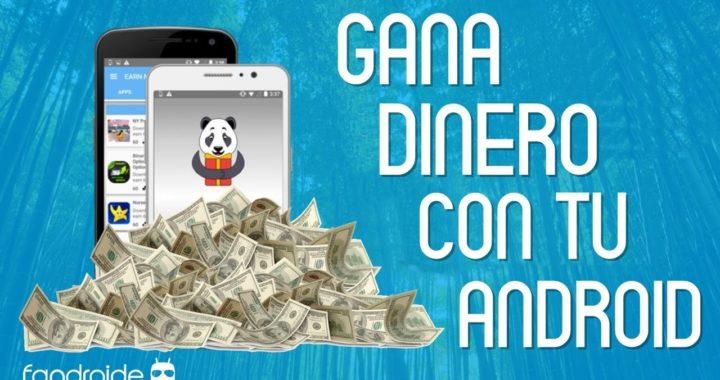 Cómo Ganar Dinero en Android con Gift Panda - APK 2017