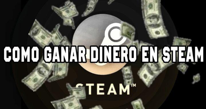 Como ganar dinero en Steam