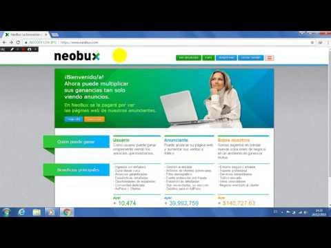 como ganar dinero facil con neobox