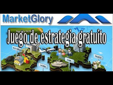 COMO GANAR DINERO JUGANDO MARKETGLORY || COMO INVERTIR Y CREAR EMPRESAS EN MARKETGLORY