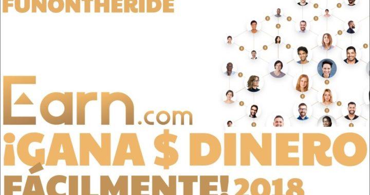 ¡CÓMO GANAR DINERO o BITCOINS CON EARN.COM! - FunOntheRide
