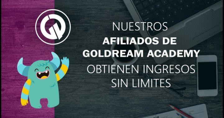 Como ganar dinero por internet (Goldream Academy)