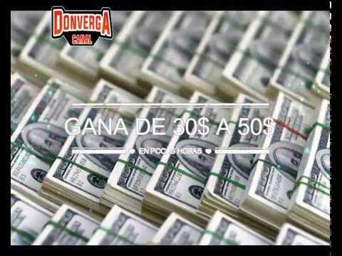 Como Ganar Dinero Por Internet Gratis De 30$ Hasta 50$ Diario En Pocas Horas 2018
