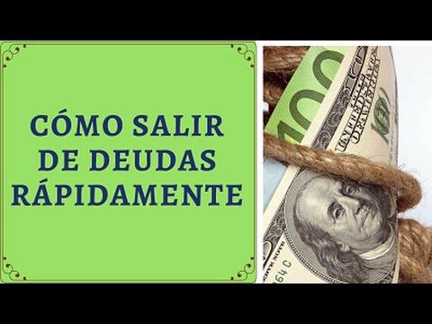CÓMO SALIR DE DEUDAS RÁPIDAMENTE - 3 Poderosos Recursos