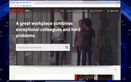 Cómo trabajar en Netflix desde su casa y la mejor plataforma para trabajar por Internet