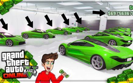 Conseguir DINERO INFINITO en GTA 5 ONLINE (PS4, PS3, XBOX ONE, XBOX 360, PC)