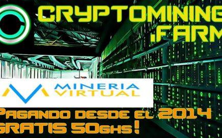 CryptoMiningFarm Compra 21000 GHS con la Subida de BTC