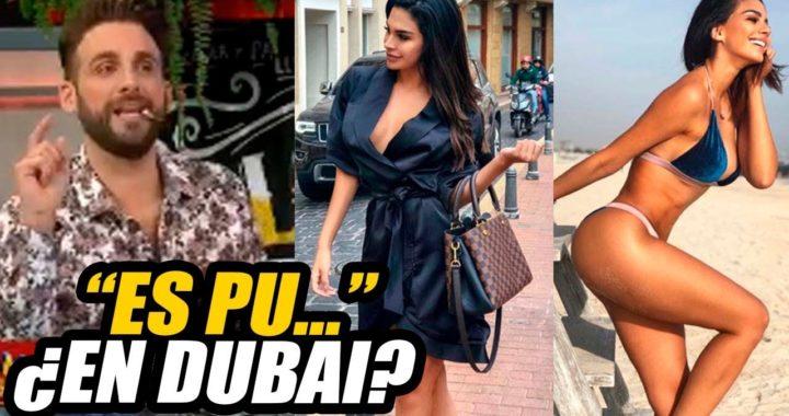 ¿CUAL ES EL NEGOCIO? ¡STHEPANIE VALENZUELA GANA DINERO POR SER DAMA DE COMPAÑIA EN DUBAI!