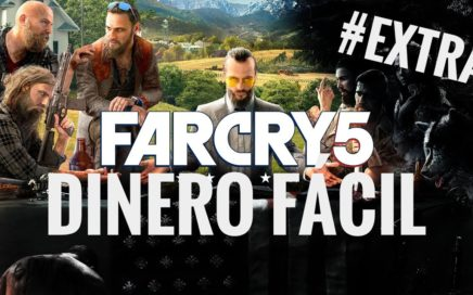 DINERO FÁCIL en FARCRY 5 | gameplay español Lex10