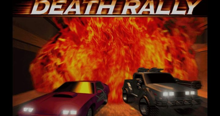 Directo #47# Death Rally: Death in the Fast Lane (Remedy Entertainment) MS-DOS