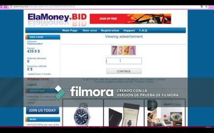ElaMoney | Gana dinero solo ingresando digitos!