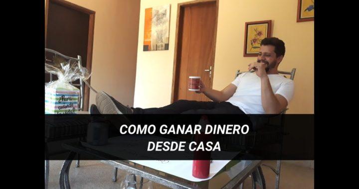EMPRENDIENDO | EPISODIO #2 - GANAR DINERO DESDE CASA (IVAR WILLIAMS )