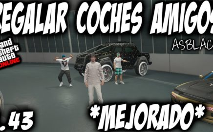 *EXCLUSIVO* - DAR o REGALAR COCHES A AMIGOS - TRUCO MEJORADO - NEW GCTF - GTA 5 - (PS4 - XBOX One)