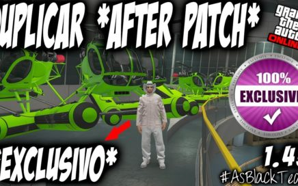 *EXCLUSIVO* - DUPLICAR MASIVO - COCHES, AERONAVES etc - GTA 5 - AFTER PATCH  - (PS4 - XBOX One)