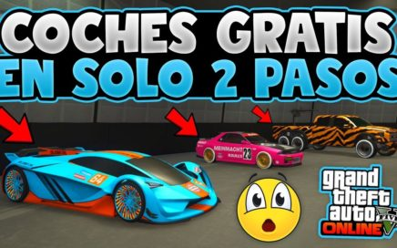 FACILISIMO! *TRUCAZO* COCHES GRATIS EN 2 PASOS! 1.43 GTA 5 ONLINE DINERO INFINITO BESTIAL XBOX-PS4