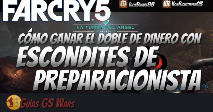 FAR CRY 5   Cómo Conseguir Dinero y Puntos de Talento FÁCILMENTE